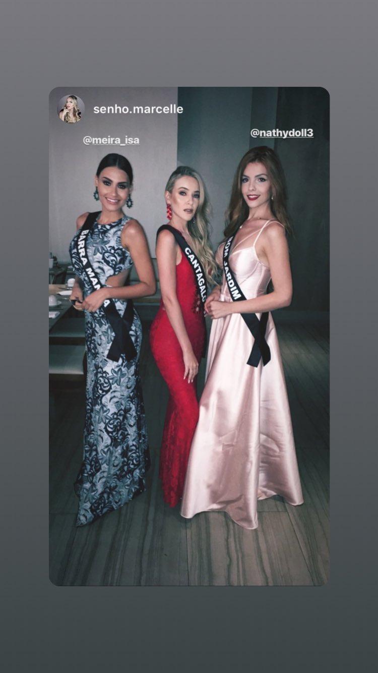 nathalie de oliveira, miss bom jardim 2019/1st runner-up de miss international queen 2016. - Página 9 50124710