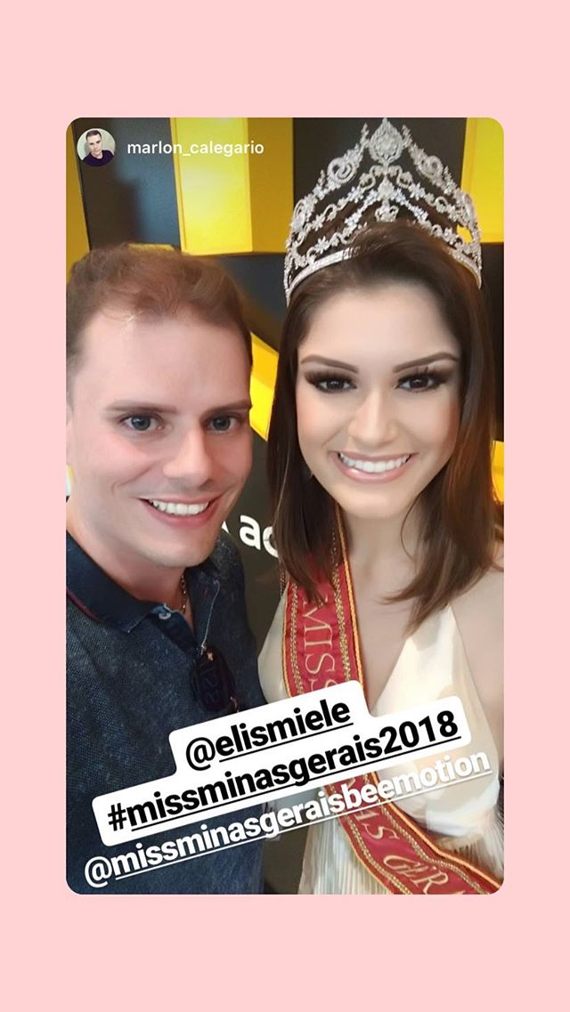 elis miele, top 5 de miss world 2019. - Página 3 50243410