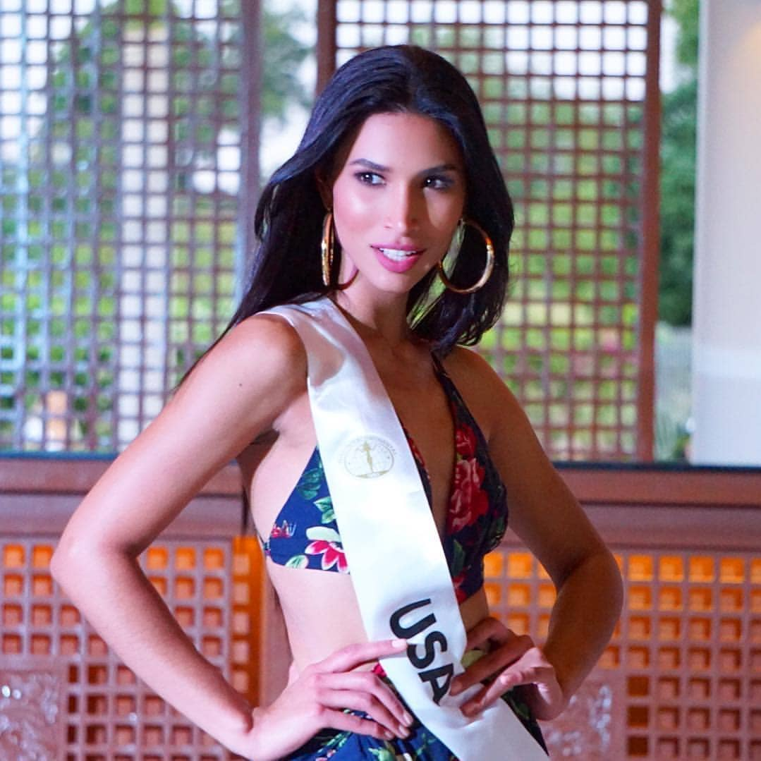 marianny egurrola, top 20 de miss intercontinental 2018-2019. - Página 2 50297910