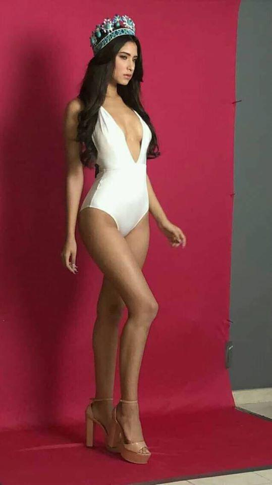 angela leon yuriar, top 21 de miss grand international 2020. - Página 2 50398010
