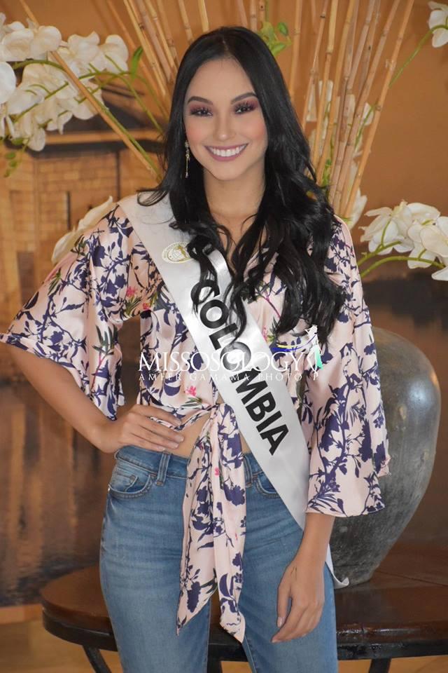 hillary hollman, 3rd runner-up de miss intercontinental 2018-2019. - Página 4 50503810