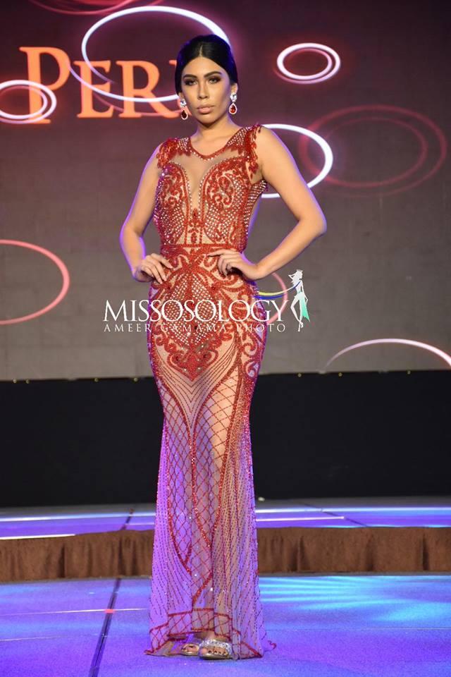 giuliana valenzuela, miss intercontinental peru 2018-2019. - Página 3 50528110