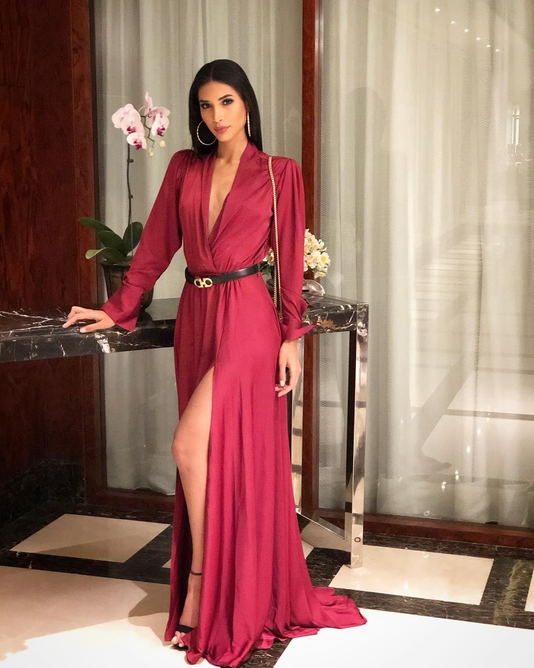 marianny egurrola, top 20 de miss intercontinental 2018-2019. - Página 5 50583810
