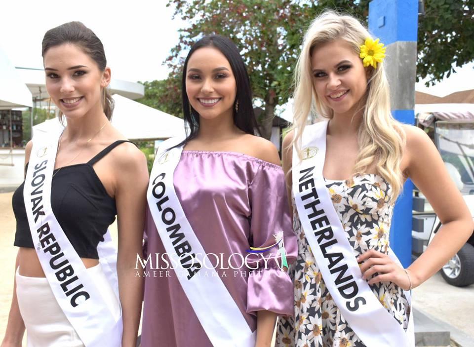 hillary hollman, 3rd runner-up de miss intercontinental 2018-2019. - Página 4 50594710