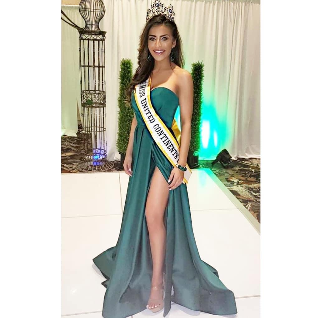 maria elena manzo, miss united continents us 2019. 50648111