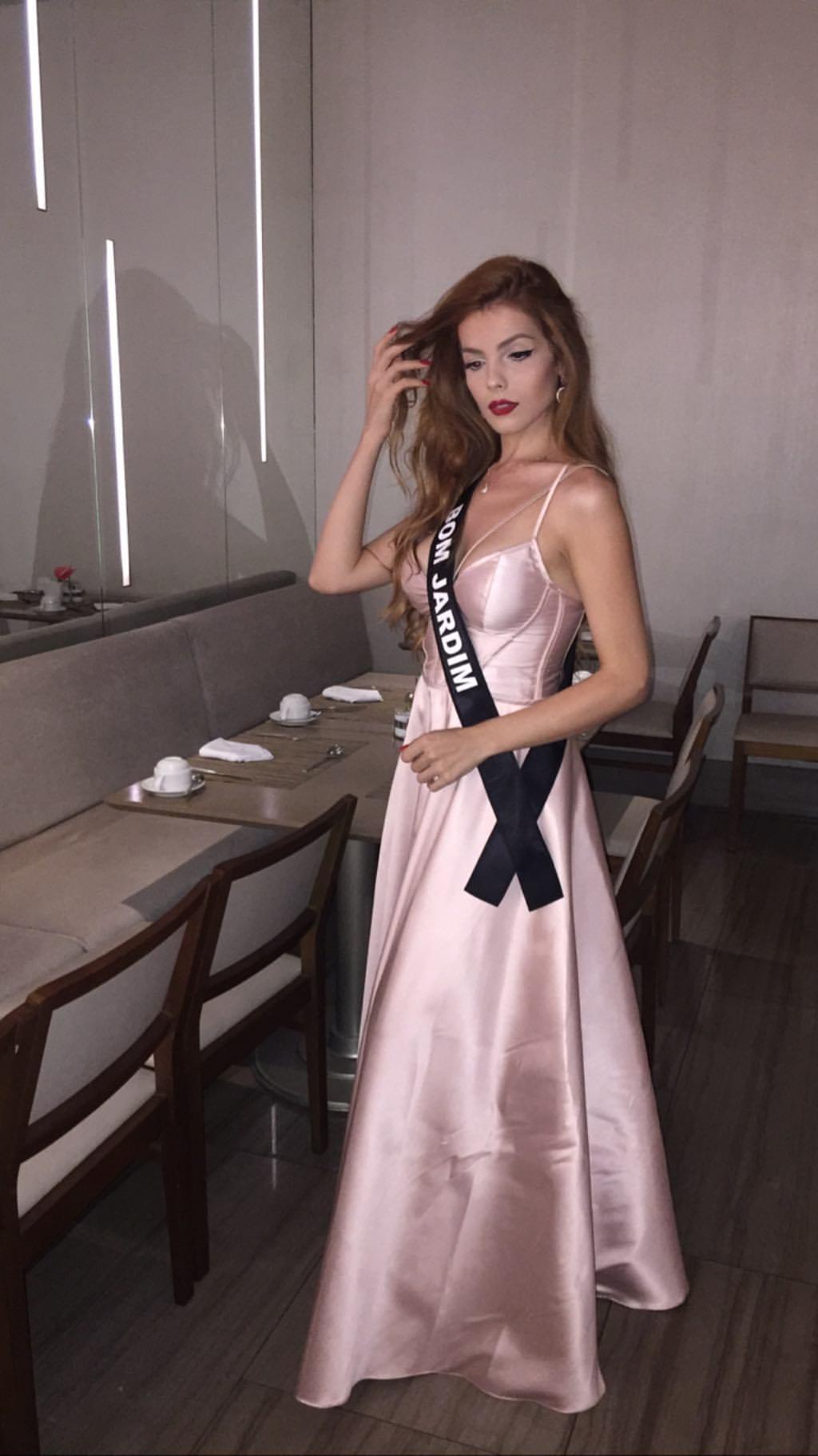 nathalie de oliveira, miss bom jardim 2019/1st runner-up de miss international queen 2016. - Página 9 50811310
