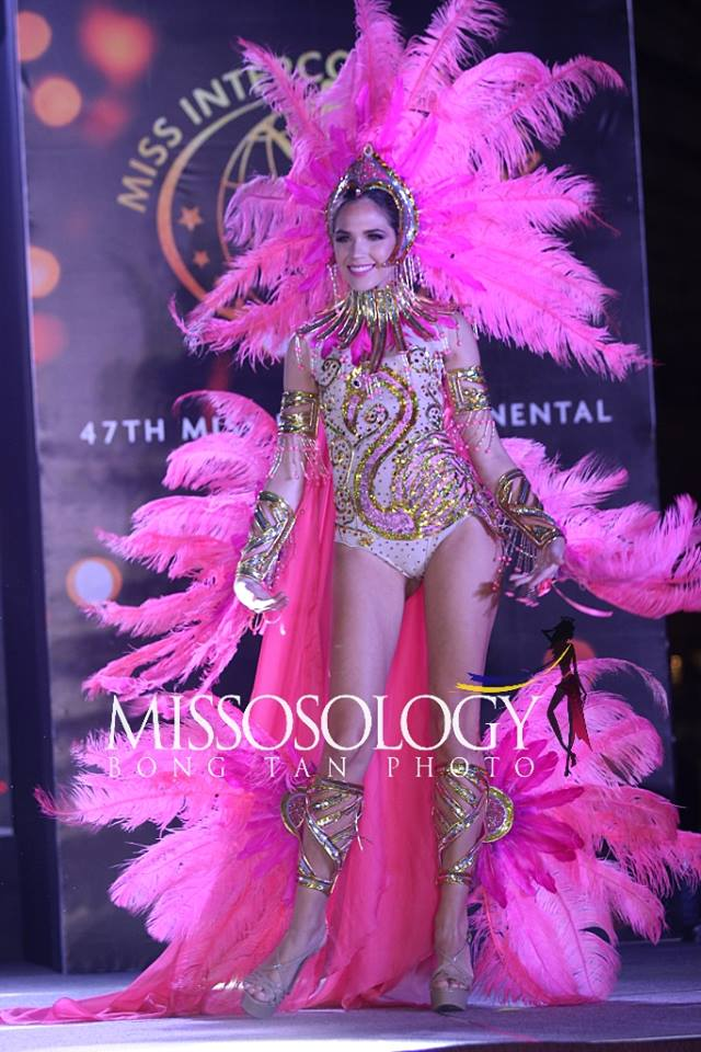 gina bitorzoli, miss intercontinental venezuela 2018-2019. - Página 3 50931710