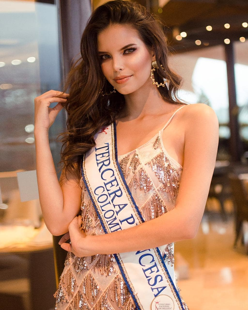 yaiselle tous, miss supranational colombia 2019. 51019910