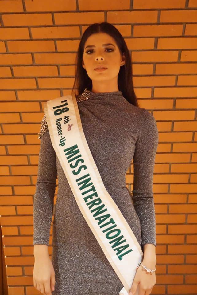 anabella castro, 4th runner-up de miss international 2018. - Página 18 51177910