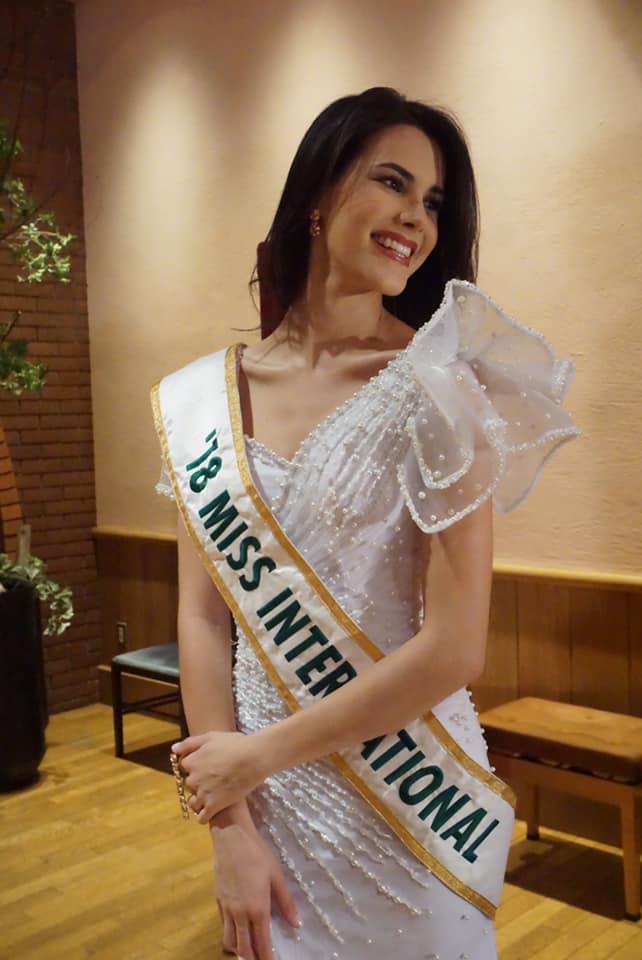 mariem velazco, miss international 2018. - Página 29 51221410