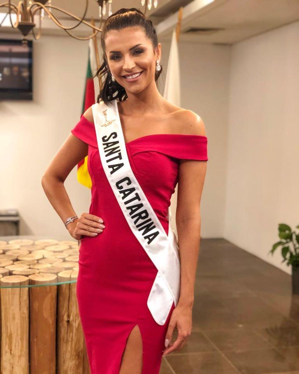 thylara brenner, miss brasil continentes unidos 2019. - Página 3 51249311