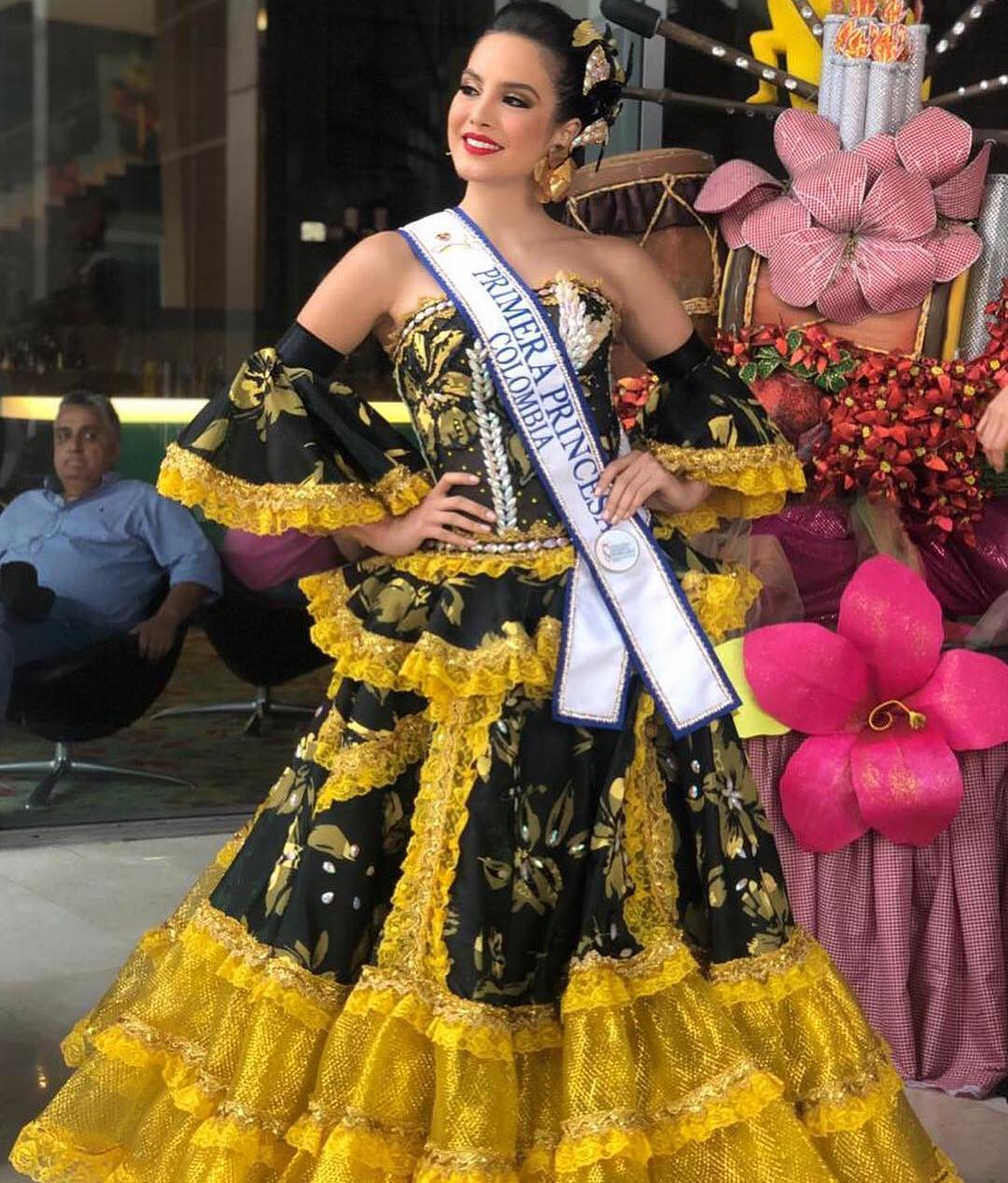 maria alejandra vengoechea, 3rd runner-up de miss international 2019. - Página 3 51313311