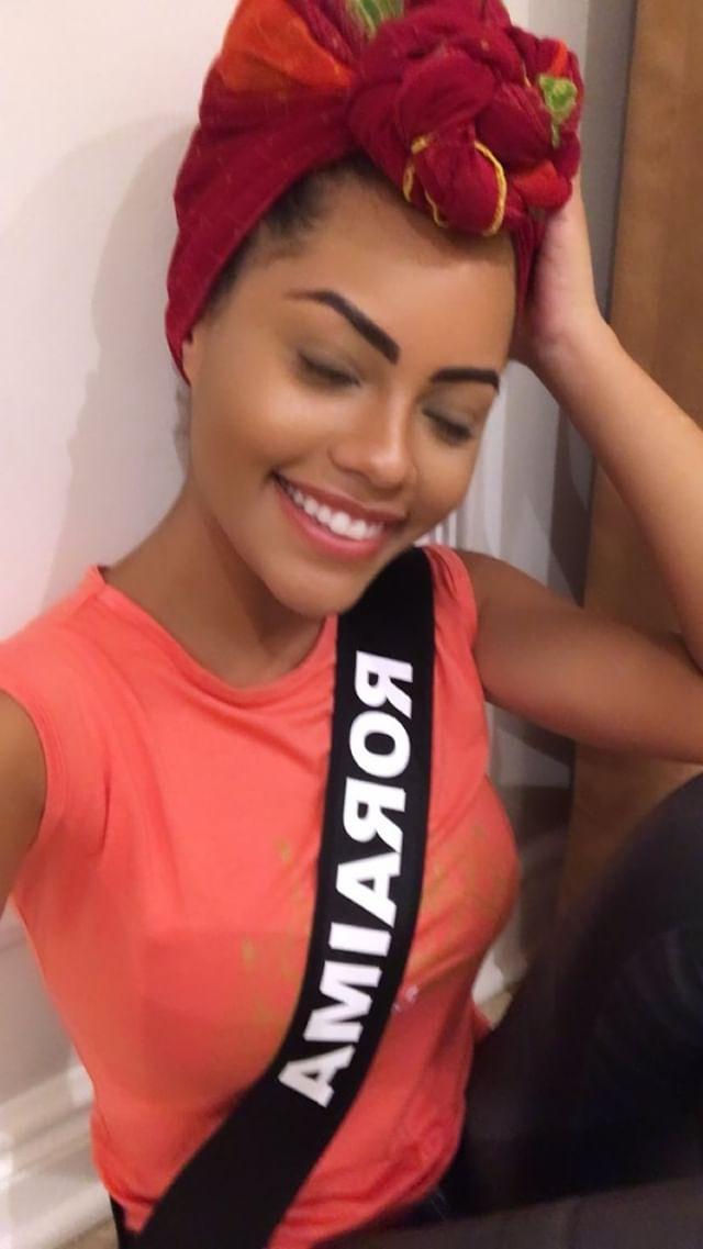 natali vitoria, top 15 de miss brasil universo 2019 /miss brasil teen universe 2017. primeira miss negra a vencer o miss roraima. - Página 9 51360210