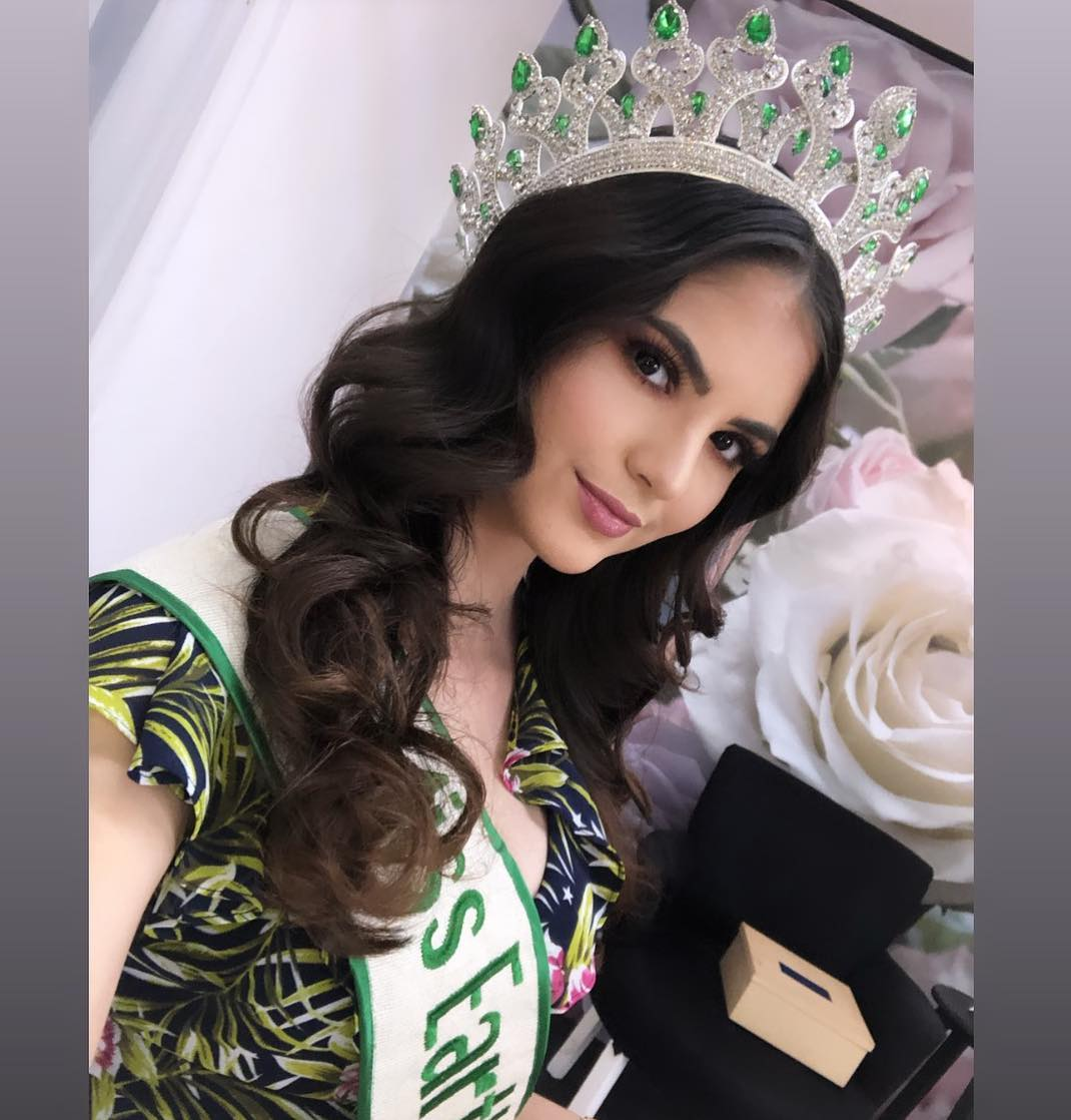 hilary islas, miss earth mexico 2019. - Página 2 51391310