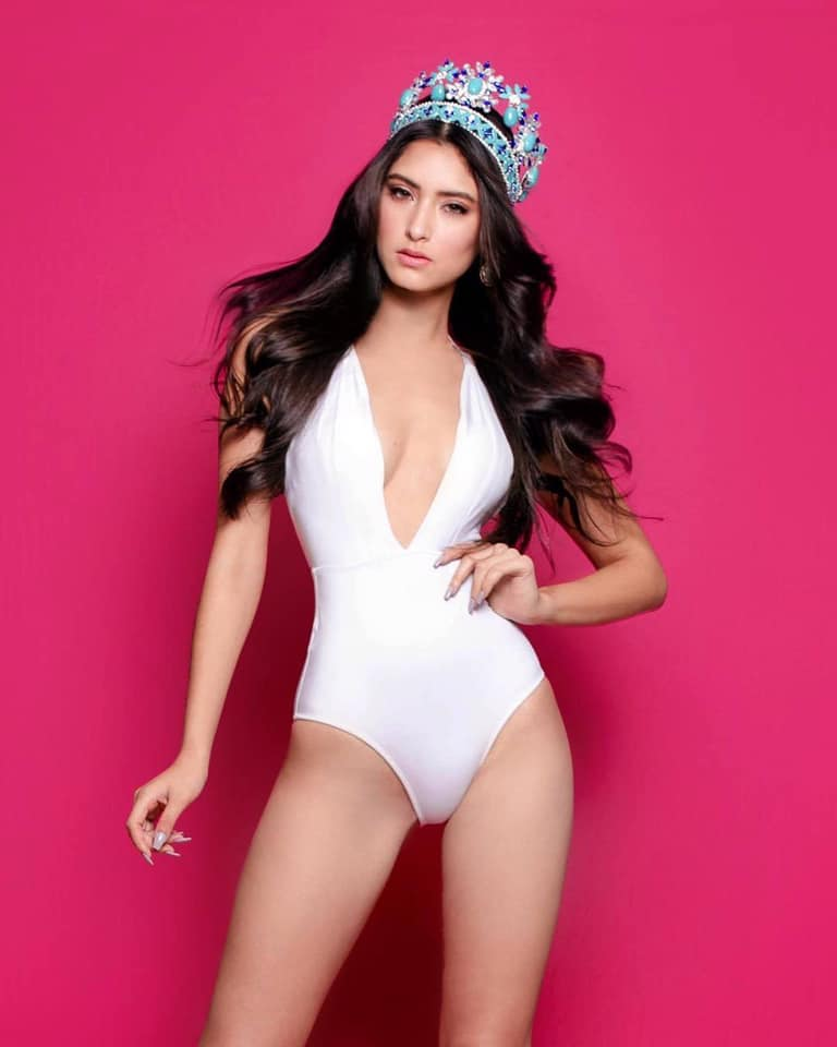 angela leon yuriar, miss grand mexico 2020. 51427810