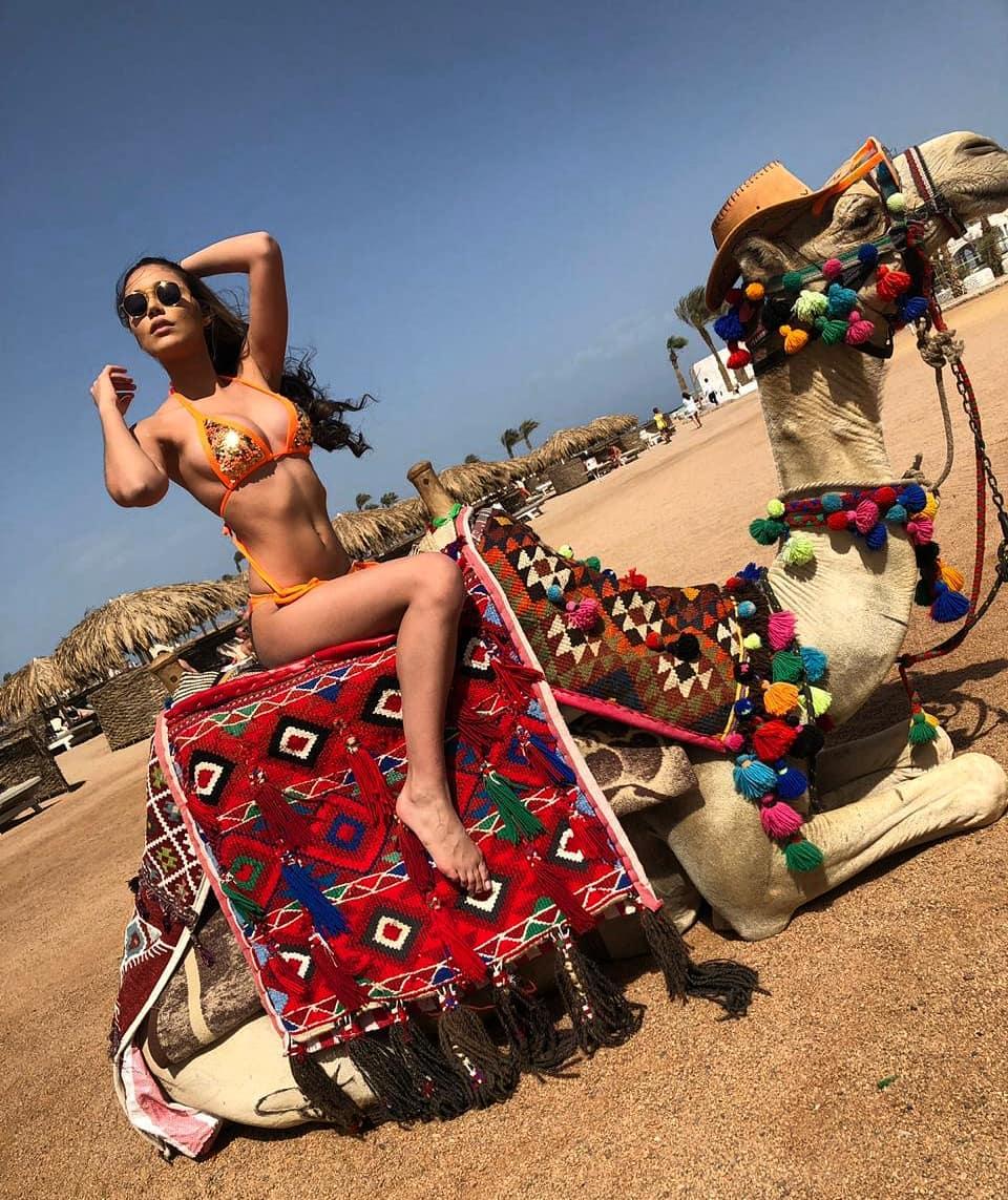 yara d'leon, semifinalista de miss eco international 2019. - Página 3 51548211