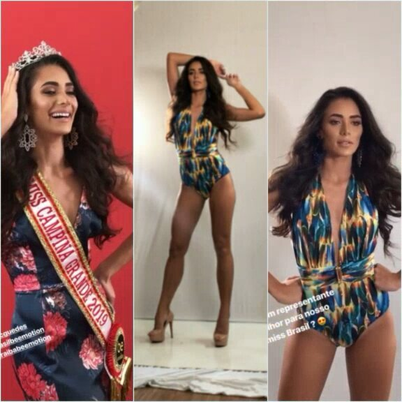 lala guedes, miss grand brasil 2020. - Página 3 51607410