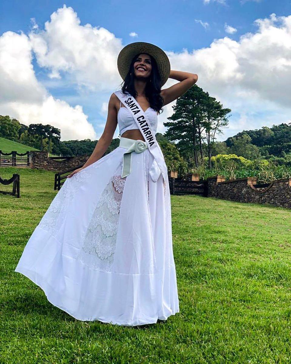 thylara brenner, miss brasil continentes unidos 2019. - Página 4 51609110