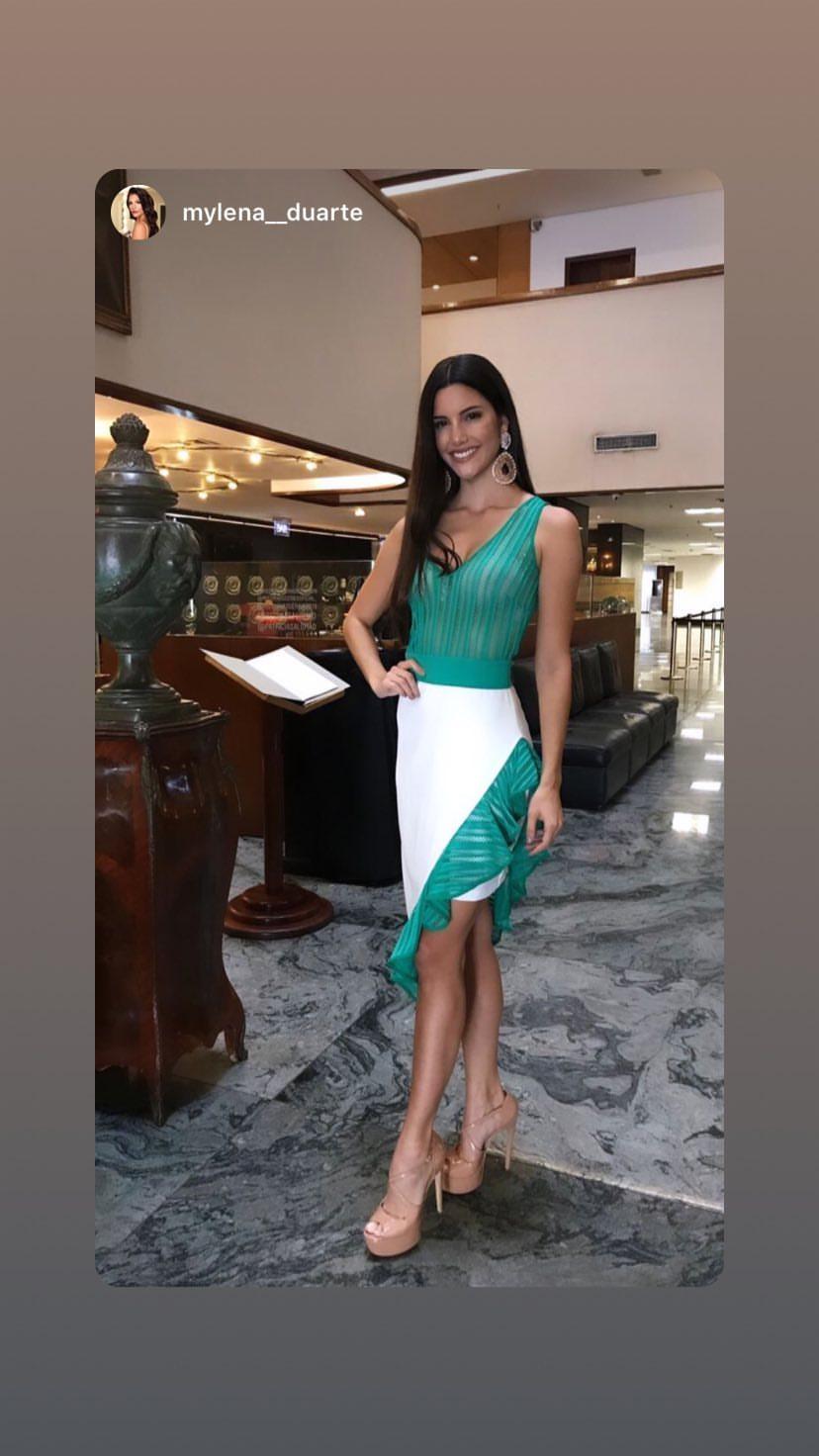 mylena duarte, miss grand espirito santo 2020/top 2 de miss minas gerais 2019. - Página 4 51683010