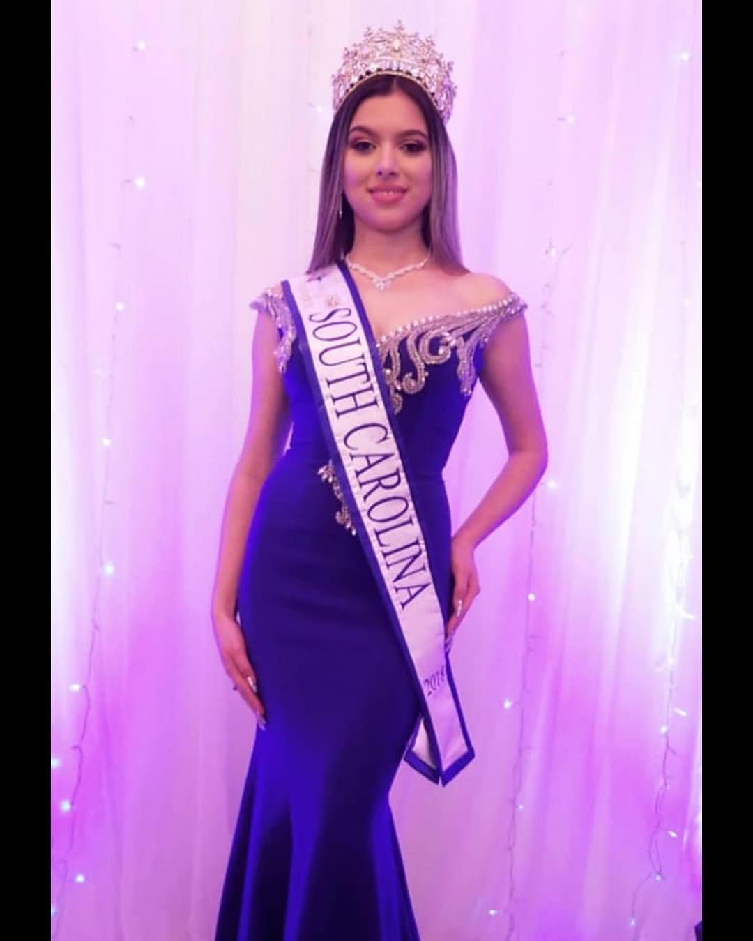 estefany frost, miss teen mundial latina usa 2019. - Página 3 51683211