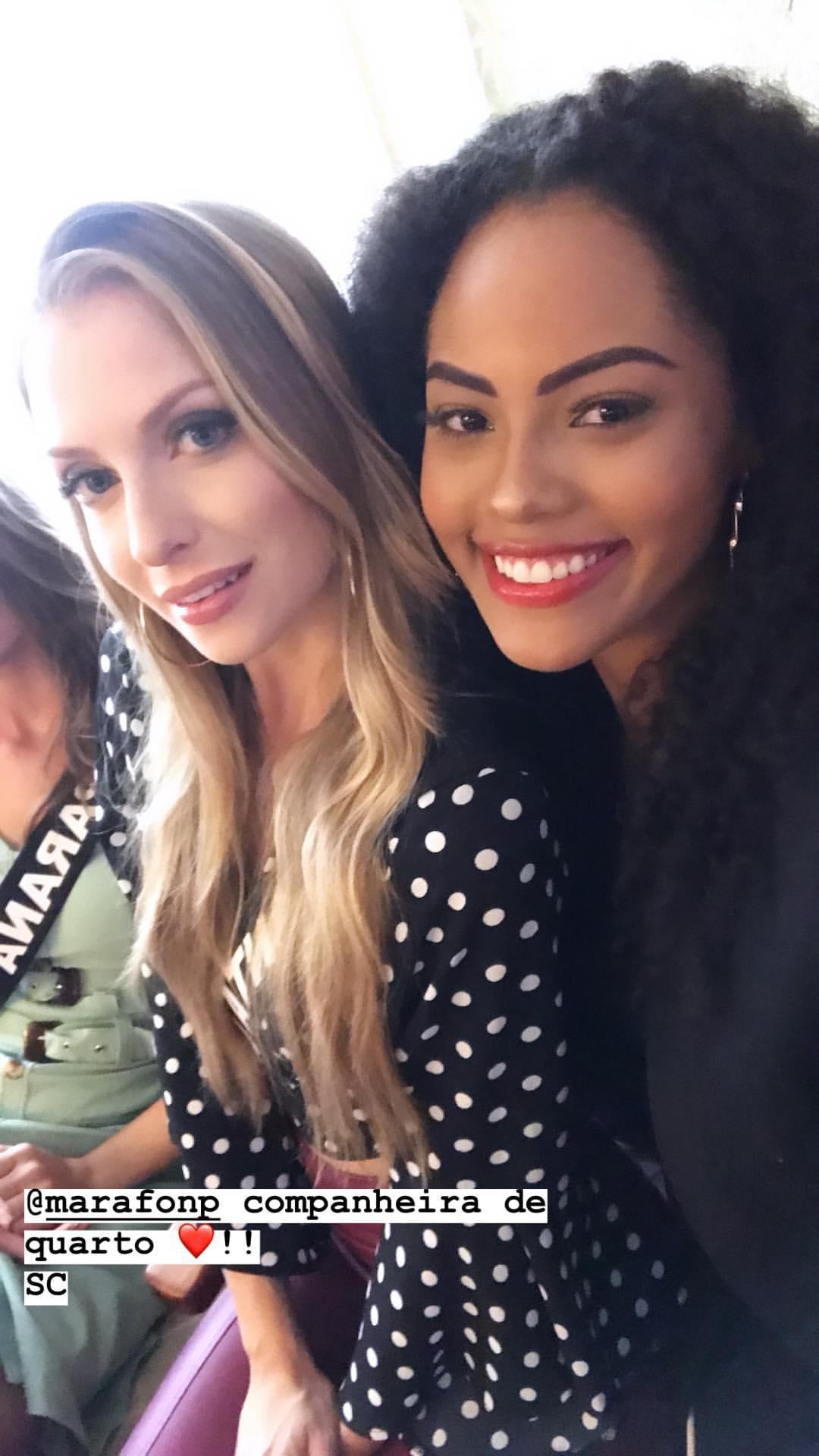 natali vitoria, top 15 de miss brasil universo 2019 /miss brasil teen universe 2017. primeira miss negra a vencer o miss roraima. - Página 9 51736011