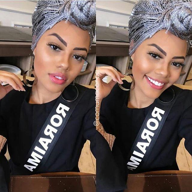 natali vitoria, miss roraima mundo 2020/top 15 de miss brasil universo 2019 /miss brasil teen universe 2017. primeira miss negra a vencer o miss roraima. - Página 10 51750014