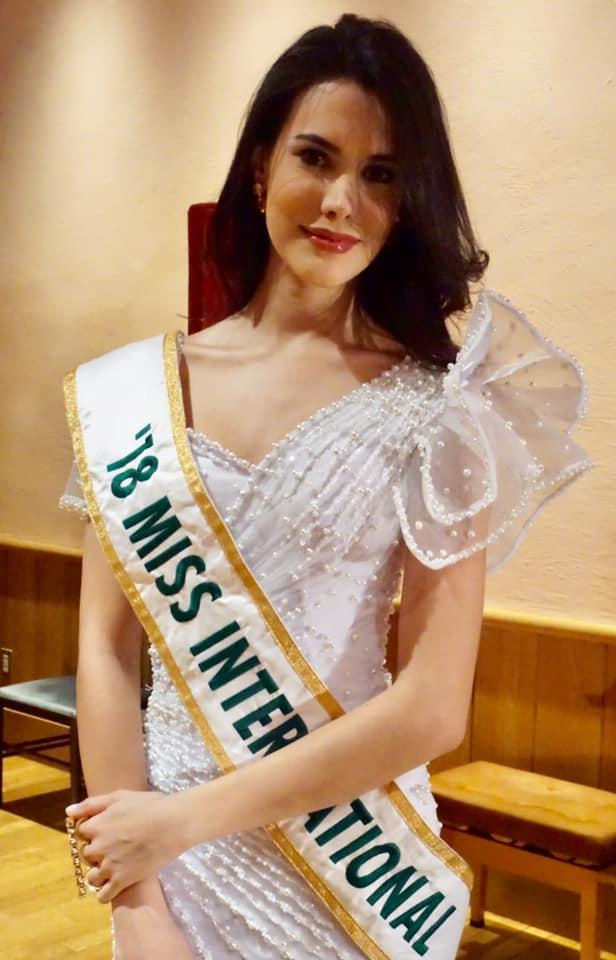 mariem velazco, miss international 2018. - Página 29 51754610