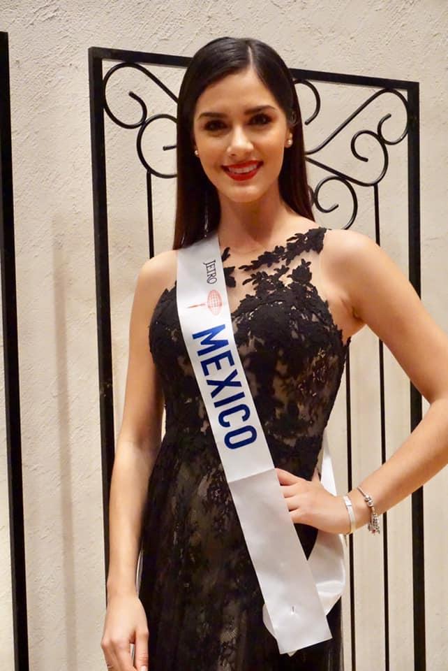 nebai torres, top 15 de miss international 2018. - Página 15 51769710