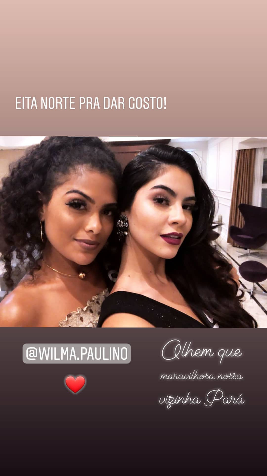 wilma paulino, miss para 2019. - Página 3 51791711