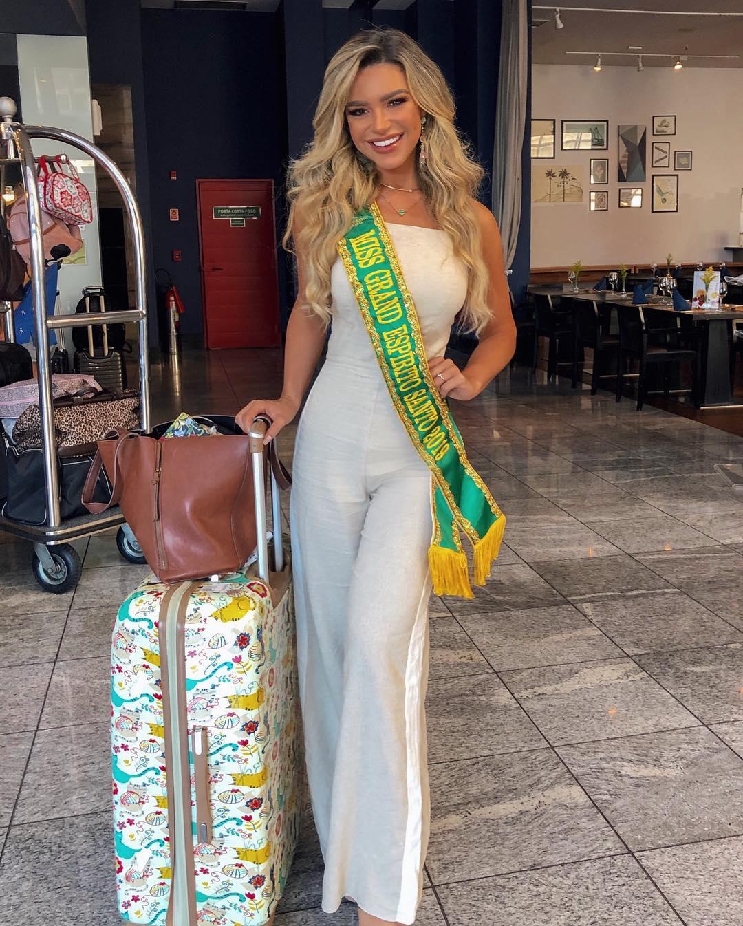 amanda cardoso, miss grand espirito santo 2019/3rd runner-up de miss intercontinental 2017. - Página 13 51796711
