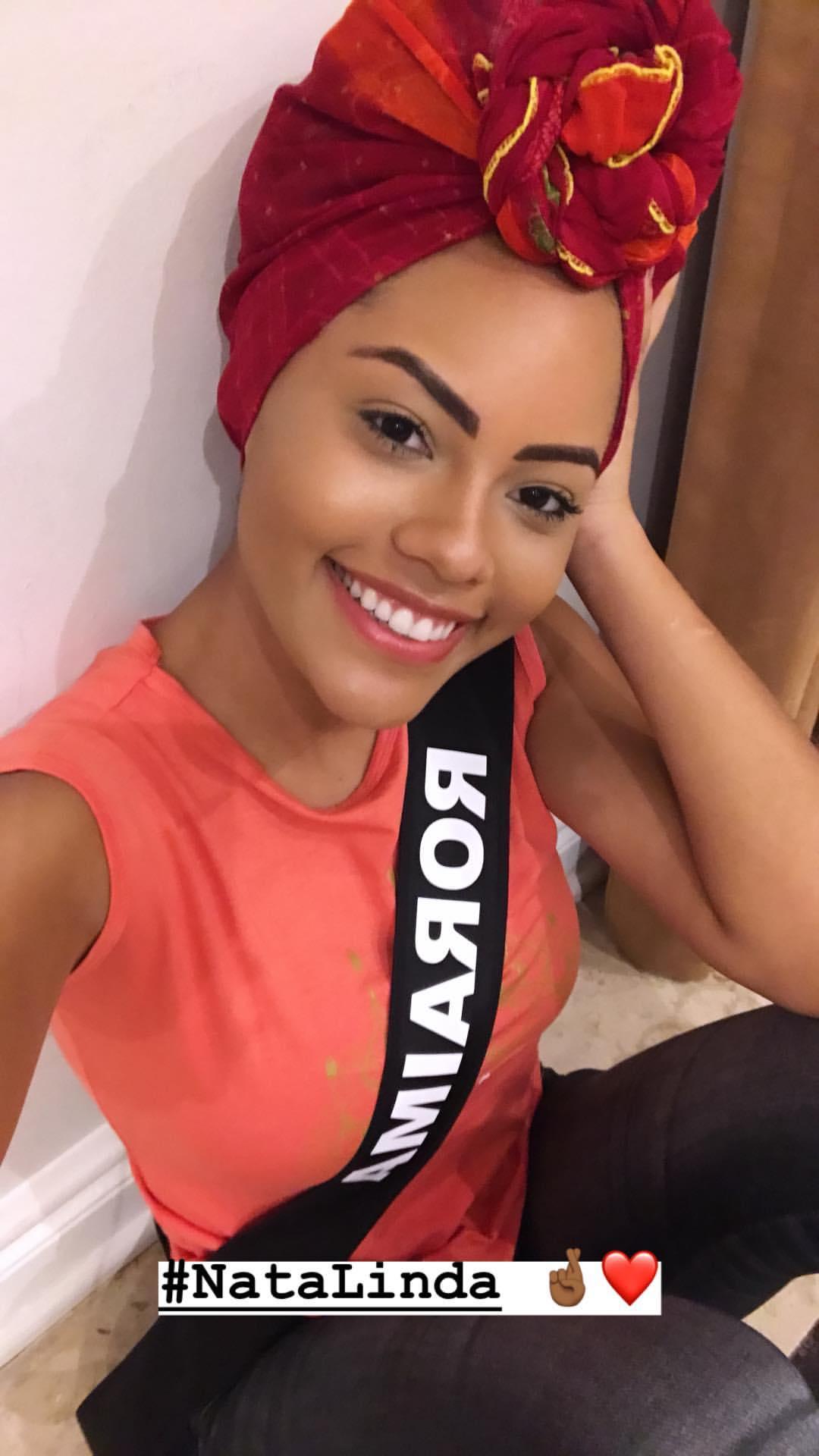 natali vitoria, top 15 de miss brasil universo 2019 /miss brasil teen universe 2017. primeira miss negra a vencer o miss roraima. - Página 9 51798111