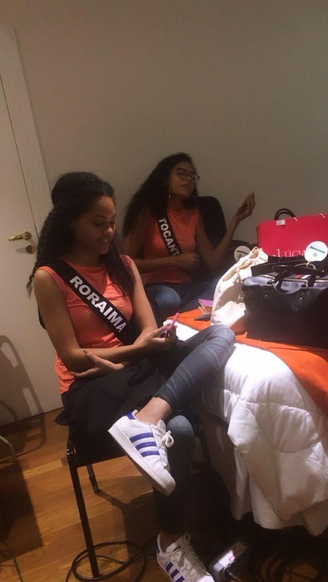 natali vitoria, miss roraima mundo 2020/top 15 de miss brasil universo 2019 /miss brasil teen universe 2017. primeira miss negra a vencer o miss roraima. - Página 9 51828410