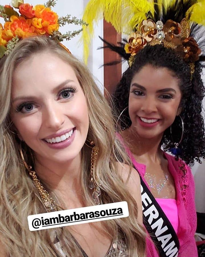 barbara souza, miss pernambuco 2019. - Página 4 51834110