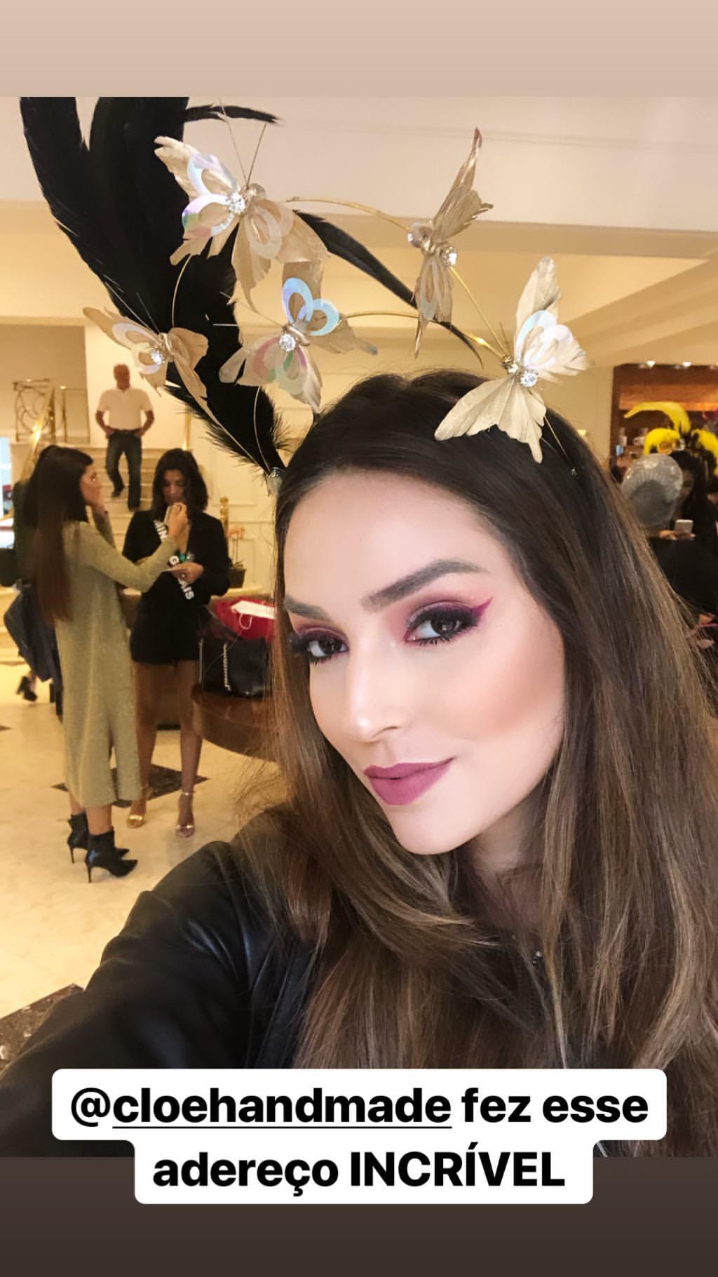 thaina castro, top 10 de miss brasil universo 2019. - Página 4 51861610