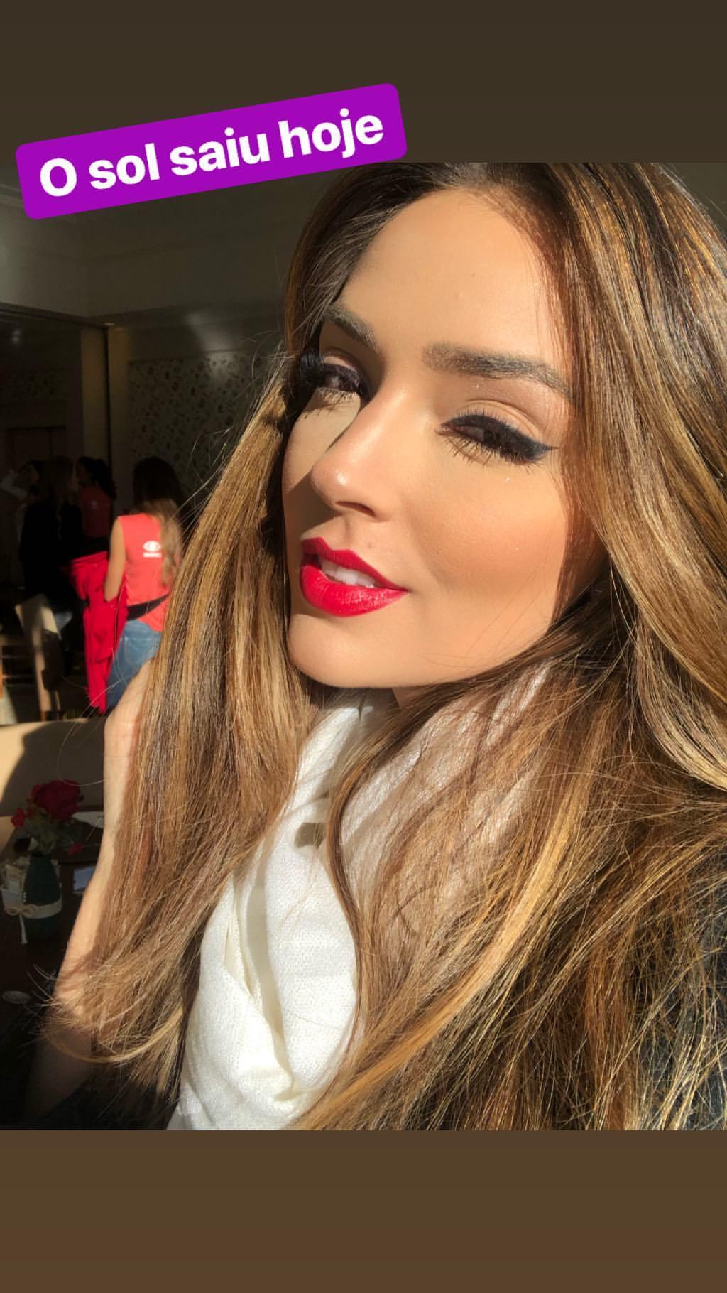 thaina castro, top 10 de miss brasil universo 2019. - Página 6 51872013