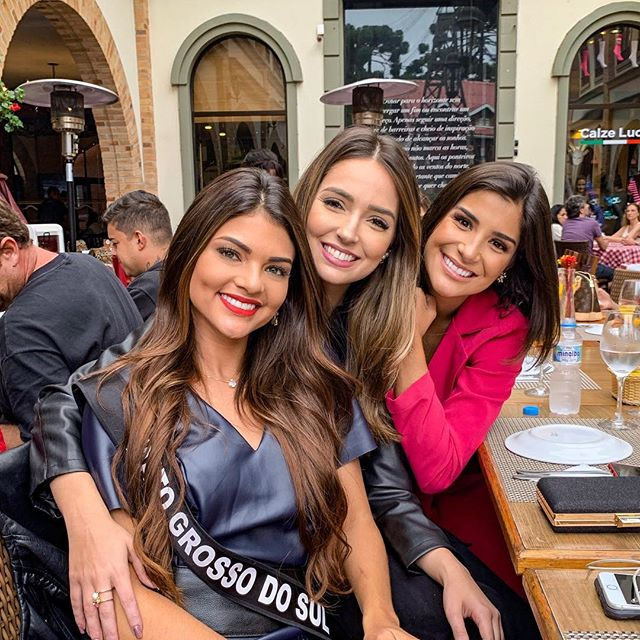 thaina castro, top 10 de miss brasil universo 2019. - Página 4 51877511