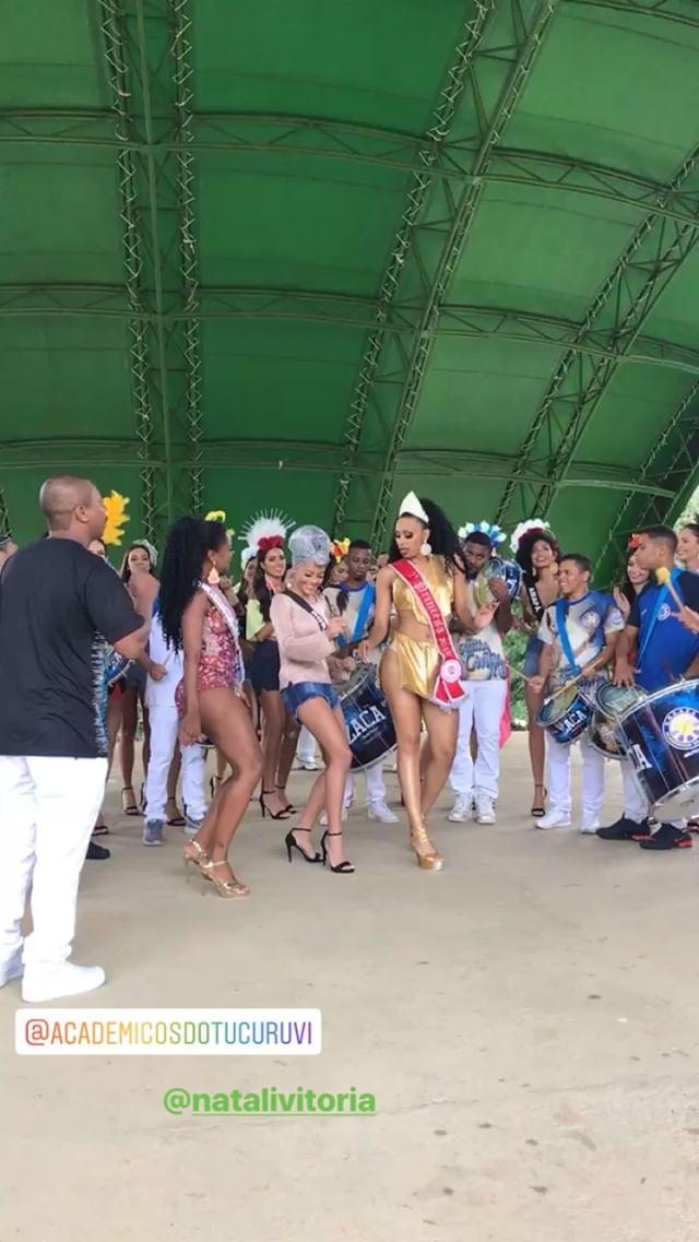 natali vitoria, miss roraima mundo 2020/top 15 de miss brasil universo 2019 /miss brasil teen universe 2017. primeira miss negra a vencer o miss roraima. - Página 10 51899610