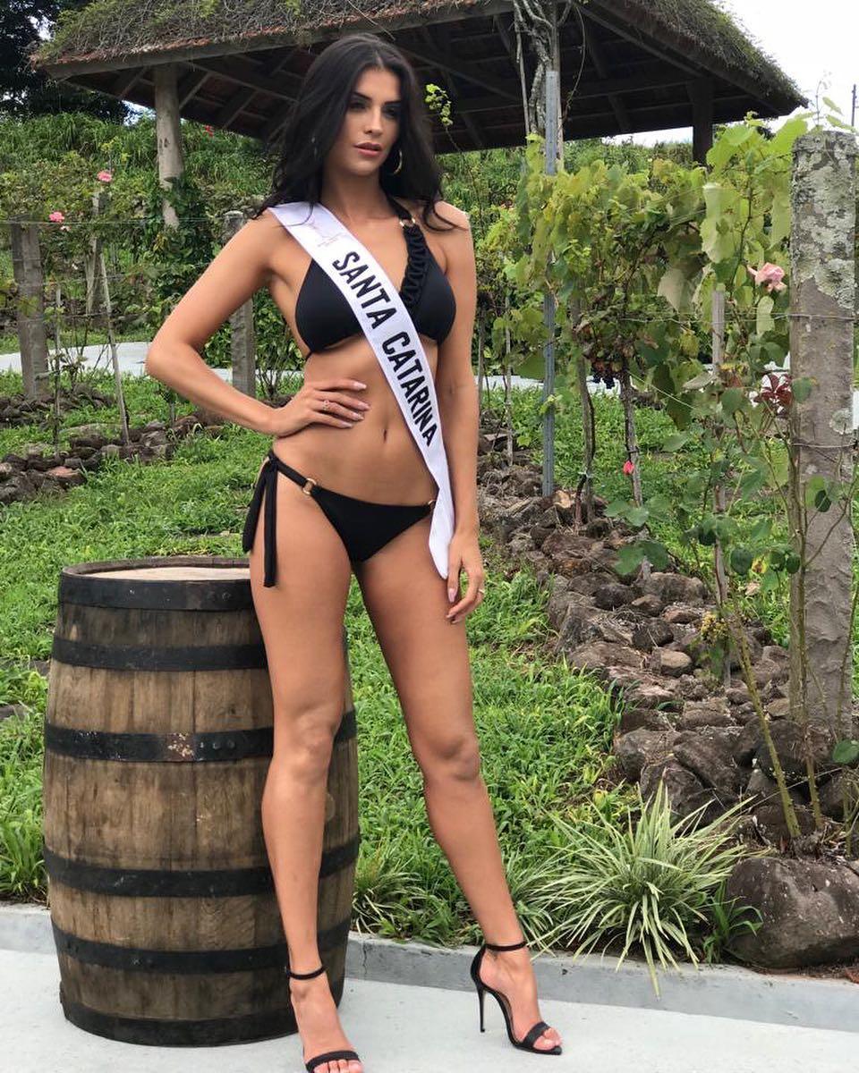 thylara brenner, miss brasil continentes unidos 2019. - Página 4 51926111