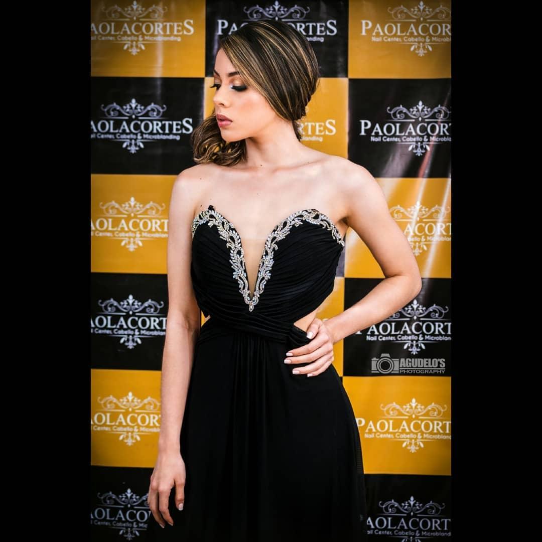 gina aguirre, virreyna de miss latinoamerica 2019. 51928011