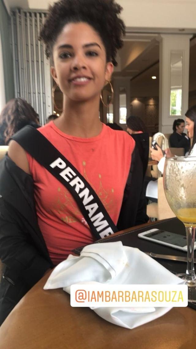 barbara souza, miss pernambuco 2019. - Página 5 51985911