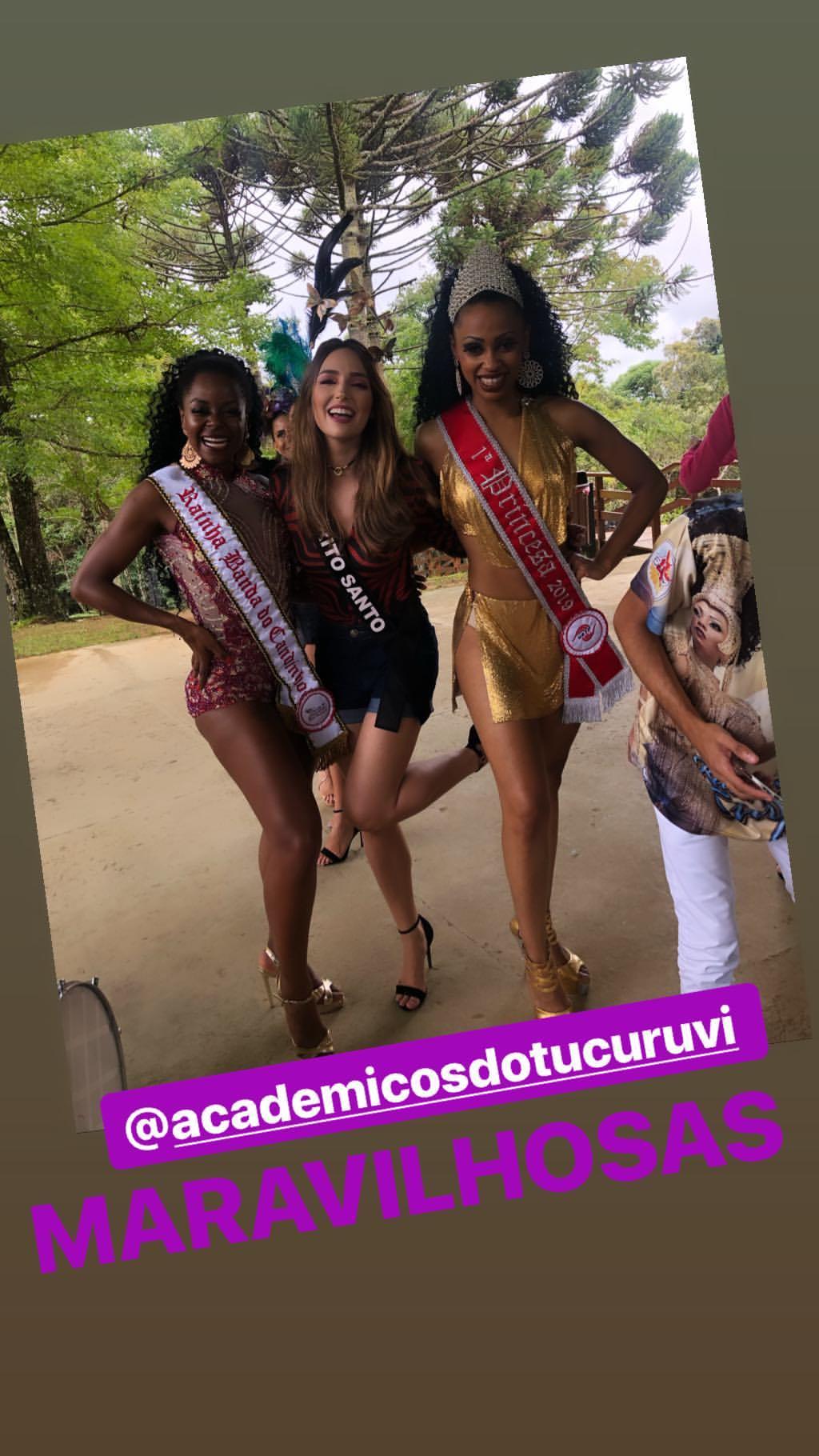 thaina castro, top 10 de miss brasil universo 2019. - Página 4 51986111