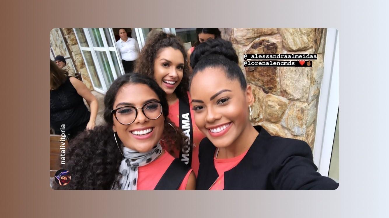 natali vitoria, miss roraima mundo 2020/top 15 de miss brasil universo 2019 /miss brasil teen universe 2017. primeira miss negra a vencer o miss roraima. - Página 11 51998110