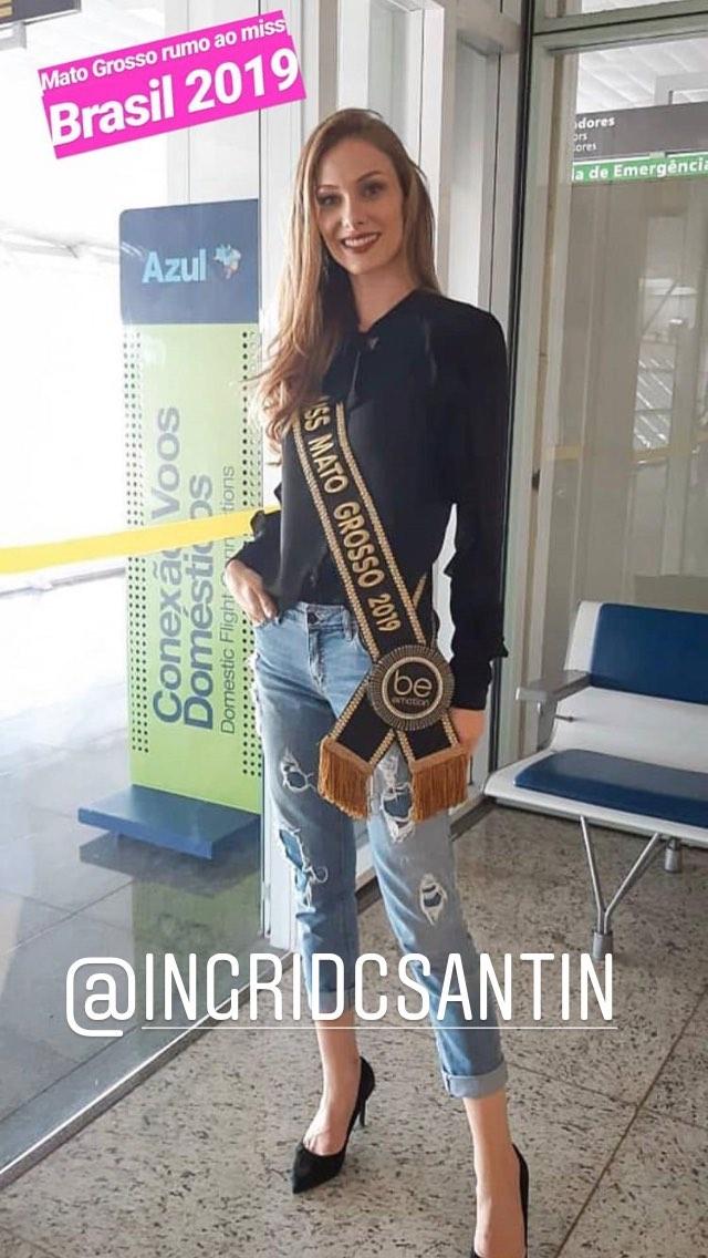 ingrid santin, miss mato grosso 2019. - Página 3 52020911