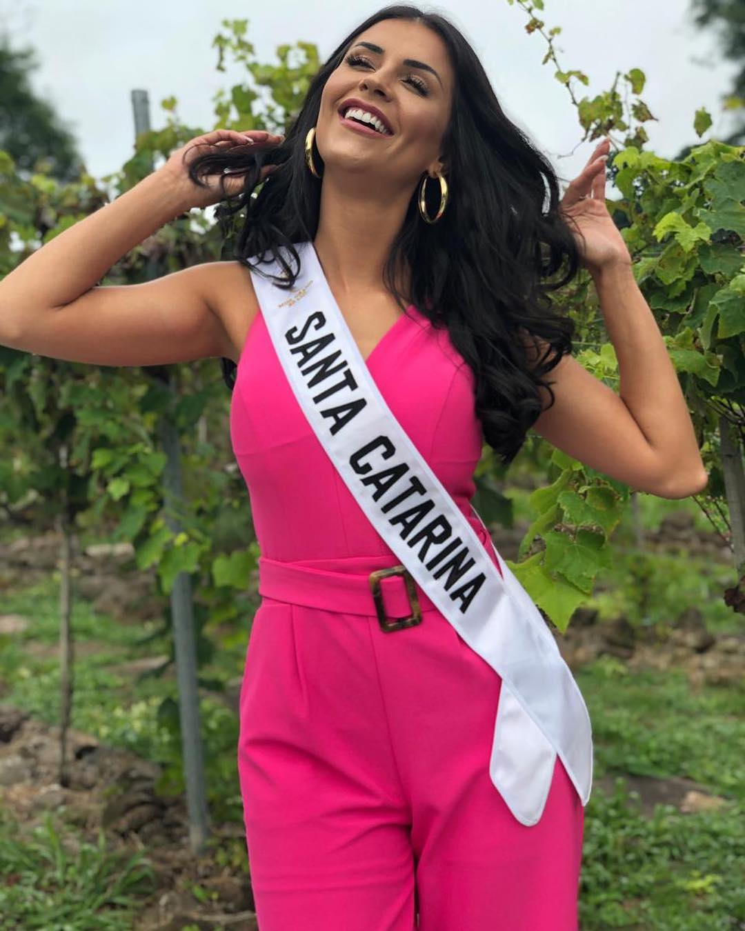 thylara brenner, miss brasil continentes unidos 2019. - Página 4 52024210