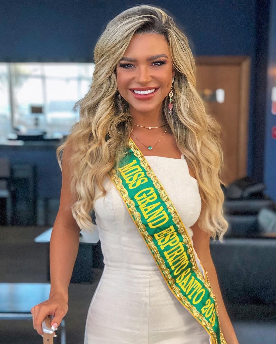 amanda cardoso, miss grand espirito santo 2019/3rd runner-up de miss intercontinental 2017. - Página 13 52087611