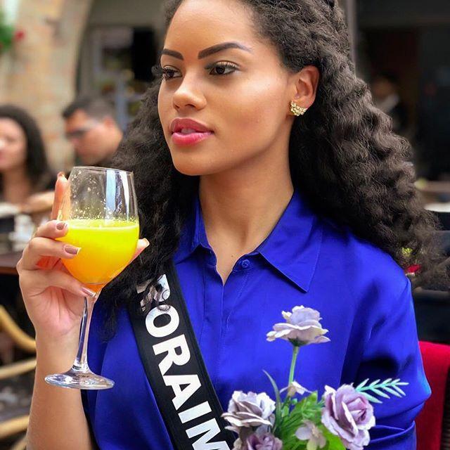 natali vitoria, miss roraima mundo 2020/top 15 de miss brasil universo 2019 /miss brasil teen universe 2017. primeira miss negra a vencer o miss roraima. - Página 10 52111511