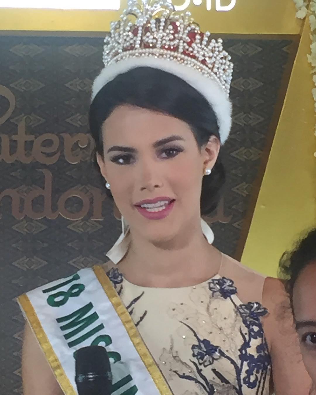 mariem velazco, miss international 2018. - Página 33 52111612
