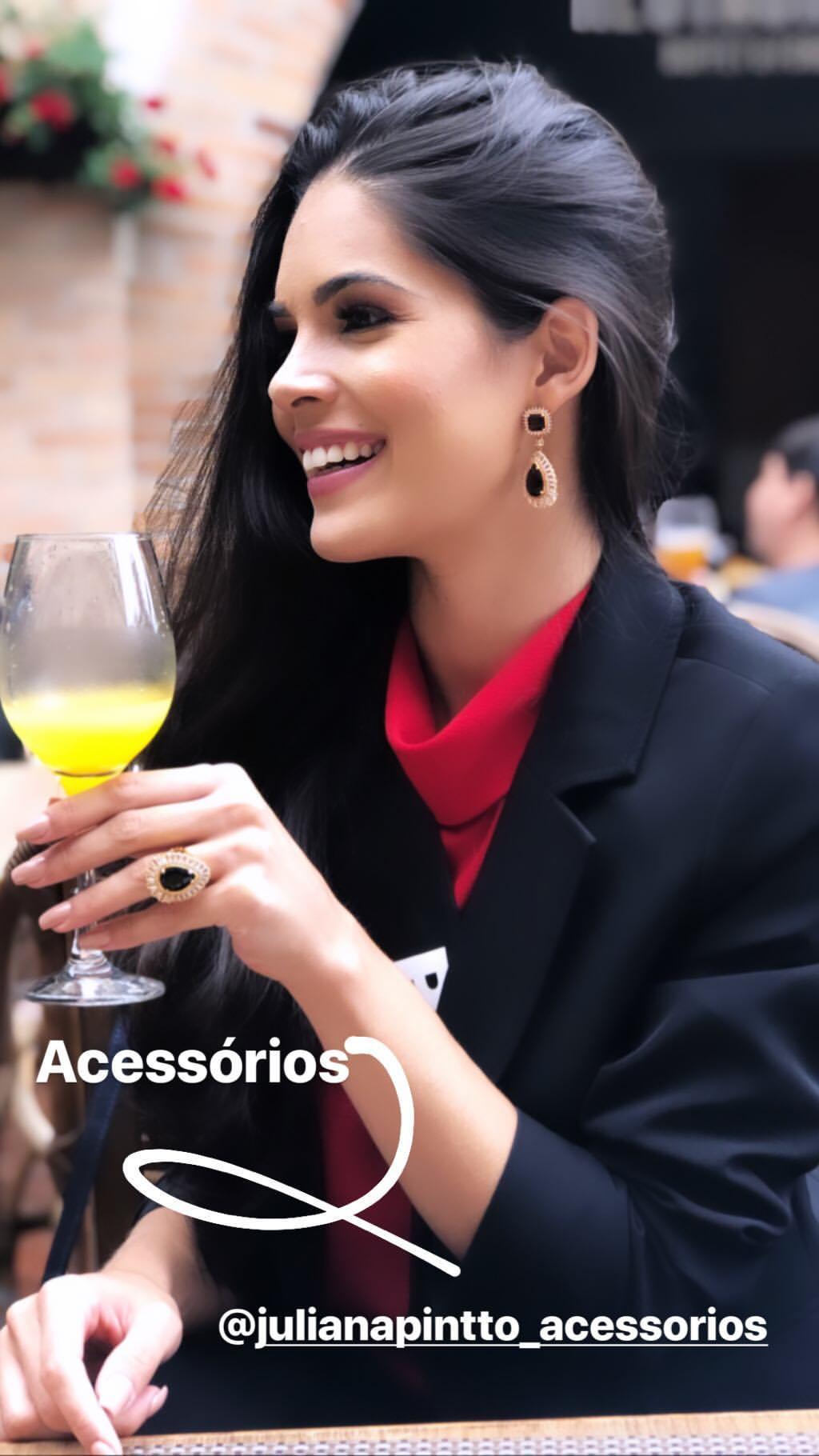 kennya araujo, miss paraiba 2019. - Página 4 52117010
