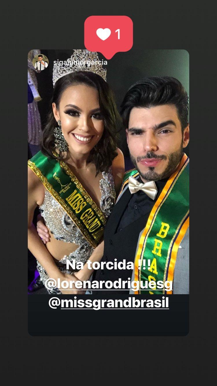 lorena rodrigues, miss grand minas gerais 2019/2nd runner-up de miss global beauty queen 2017. - Página 8 52123910