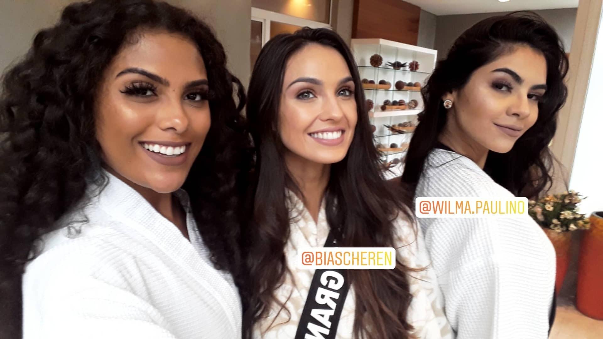 bianca scheren, top 5 de miss brasil universo 2019. - Página 9 52151512